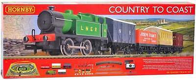 Hornby 00 Gauge Country To Coast Train Set (R1201)