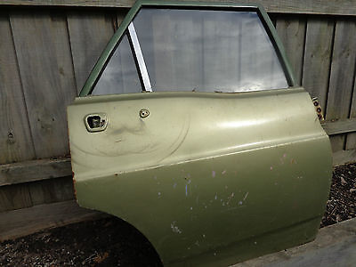 Ford Falcon Xy Station Wagon Driver's Rear Door Also Suit Xr Xt Xw