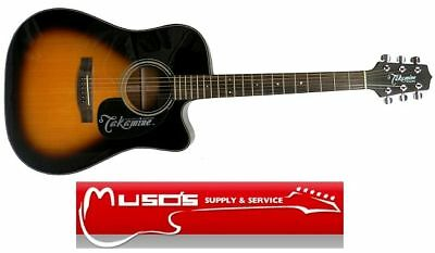 ED20SC Takamine Acoustic/Electric $459 +Postage TAKAMINES FEEL AND SOUND BETTER!