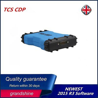 TCS CDP PRO Car & Truck & Generic Auto Diagnostic TooL 2014 R2 software Scanner