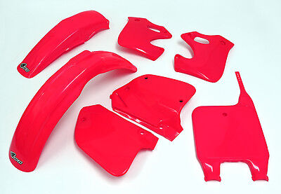 UFO Honda Motocross SUPER EVO CR 125 1993 - 1994  Plastic Kit OEM colours