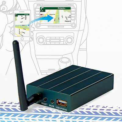 Car WiFi Mirabox Wireless Airplay Miracast Screen Mirroring for Smart Phones