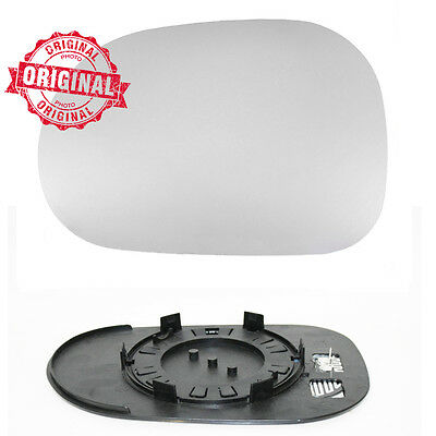 Left Side Wing Heatable Mirror Glass For Mercedes ML W163 98 - 05