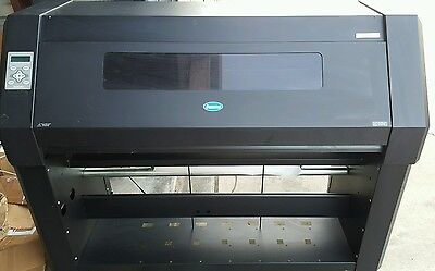Summa DC4SX Thermal Sign & Graphics Printer w/ Cutter and 5 Ribbon Holders