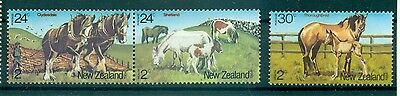 Chevaux - Horses New Zealand 1984