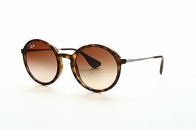 New Ray Ban Sunglasses RB4222 865/13 Tortoise Frame/Brown Gradient 50mm Lens