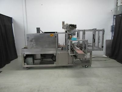 Nenotech Shrink Wrapper Bundler With Heat Tunnel *used Tested*