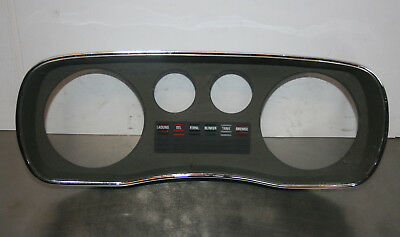 BMW E3 Speedometer cover without response to whole- for Automatic Tacho