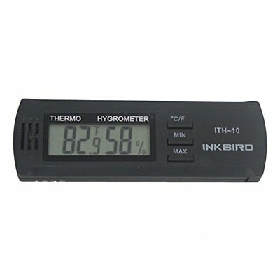Inkbird High Accuracy Digital Thermometer & Humidity Meter Hygrometer New