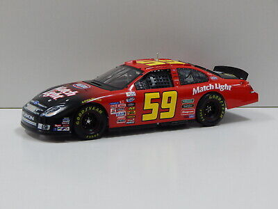 1:24 Ford Fusion - Match Light (M.Ambrose) 2008 #59 Checkered Flag Sports 5909SC