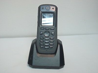 Ascom D81 DECT Handset DH5-AABAAA 2J1 w/ Base *USED*