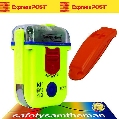 Kti Sa2G Epirb Plb Rescue Beacon # Solas Outdoor Life Jacket Survival Whistle