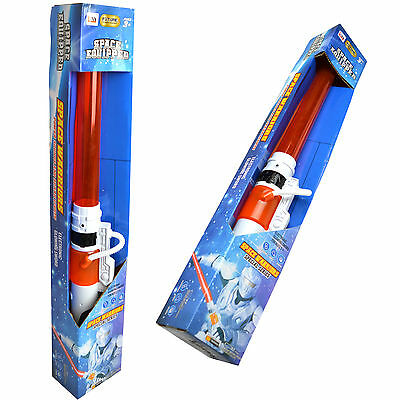 Space Warriors Galactic LightSaber HandHeld Toy Accessory Fancy Dress Extendable