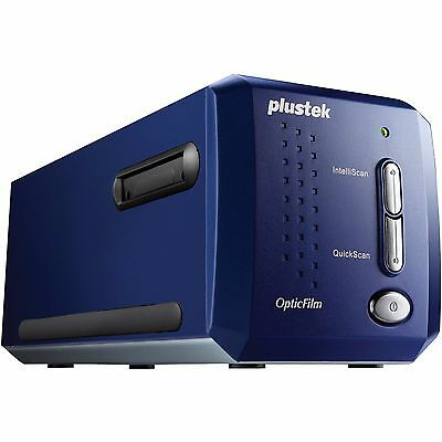 Plustek 8100 Opticfilm Desktop film Scanner