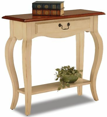 leick furniture favorite finds console tableivory finish 9022iv new - Leick Furniture