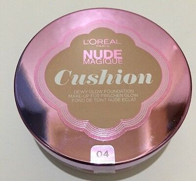 L'Oreal Paris Nude Magique Cushion Number 4, Rose Vanilla