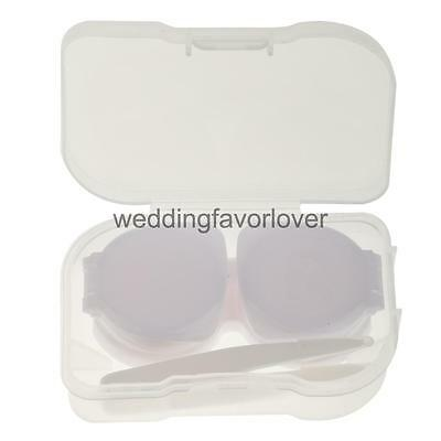 Excellent Mini Contact Lens Travel Kit Case Storage Holder Container