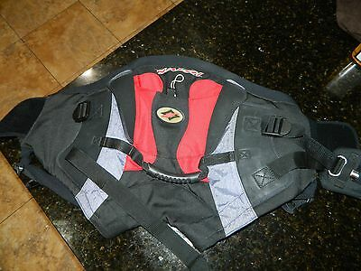 Exclusive NAISH Waist Harness Wind surfing Size Large in EXCELLENT CONDITION