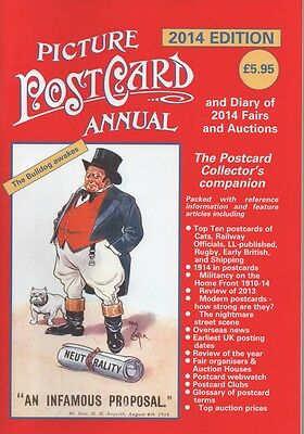 Picture Postcard Annual - choice of years - new copies of old editions