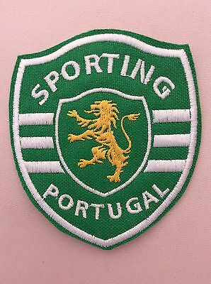 Patch Badge Sporting Lisbon - Portugal First Division - Uefa - Champions League