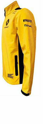Renaultsport F1 Team Official Replica Softshell Jacket  100% Official