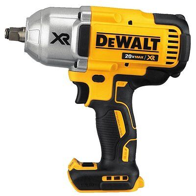 """DEWALT DCF899HB 20V Li-Ion Cordless 1/2"""" Impact Wrench with Hog Ring (Tool Only)"""