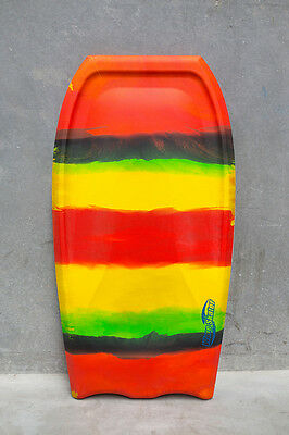 "Wave Skater Pro BodyBoard THE Almost INDESTRUCTABLE BOARD 42"" Boogie Board"