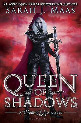 Throne of Glass #4: Queen of Shadows by Sarah J. Maas (2016, Paperback)