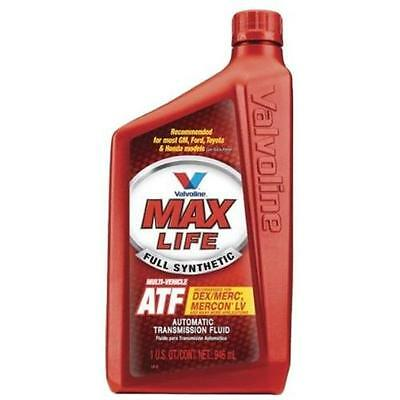 Valvoline MaxLife Full Synthetic Multi-Vehicle Automatic Transmission Fluid -