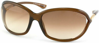 3cbd266329a29a New Authentic Tom Ford Jennifer FT0008 TF 8 692 Brown Sunglasses Brown  Gradient