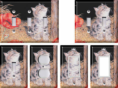 Barn Cat - Light Switch Covers Home Decor Outlet