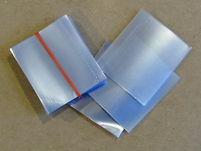 Heat Shrink Neck Wrap Band Perforated Round Bottle Tamper Seal 55mm x 56mm