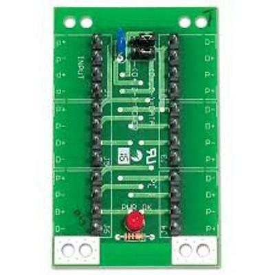 TS0844 Power Distribution Board - tidy up those wires & cables... securely