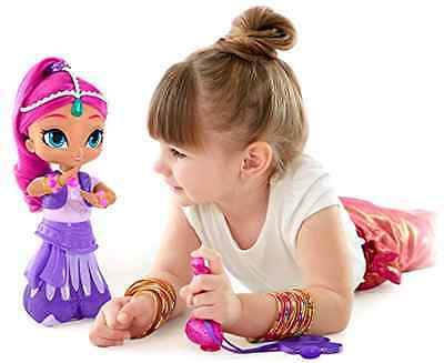Fisher-Price Shimmer and Shine, Wish & Spin Shimmer Doll