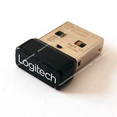 Logitech Connect Utility Wireless Receiver for V550 Nano Cordless Laser Mouse HK