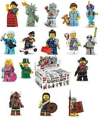 LEGO 8827 MINIFIGURE Series 6 COMPLETE SET of 16 figures (IN STOCK)