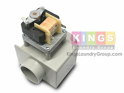 2'' 120V NO Overflow Port  Drain Valve For Alliance/ Unimac / Huebsch  - 803293