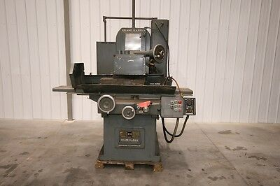 9569 Grand Rapids 370 Hydraulic Surface Grinder