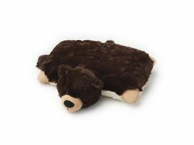 Bear pillowhead cushion perfect for that ideal xmas stocking filler.
