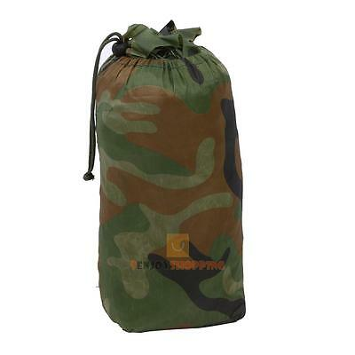 2mx 3m Woodland Camouflage Net Camo Netting Military Hunting Camping Shelter New