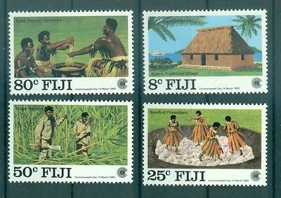 FOLKLORE - FIJI 1983 Commonwealth Day