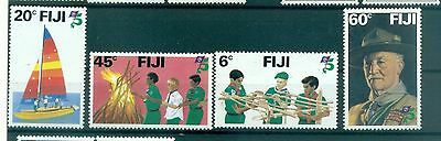 SCOUTISME - SCOUTING 75th Anniversary FIJI 1982