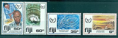 EMBLEMES - EMBLEMS FIJI 1981 Year of The Disabled Persons