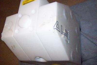 Almatec A-Series Pneumatic Diaphragm Pump A 25 Ett A25Ett New