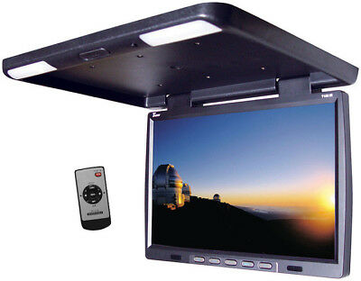 Tview  Monitor 15.4 Tview Overhead; Black; Remote; Ir Transmitter