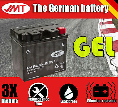 JMT Motorcycle Gel battery - YTZ7S- KTM Duke 125 ABS - 2015