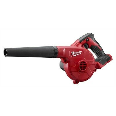 Milwaukee M18 18 Volt Cordless Hand Held Contractor Blower Bare Tool Only