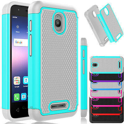 For Alcatel Ideal / Dawn 5027B Phone Case Hybrid Shockproof Rugged Back Cover