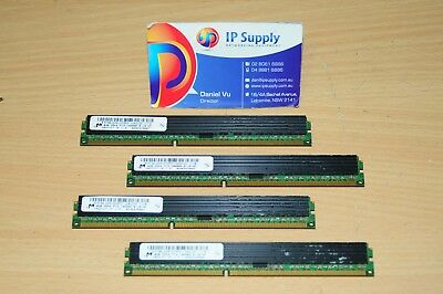 Micron 8 GB 2Rx4 PC3-10600R-9-10-NP Memory Ram for Server Processor 6MthWty