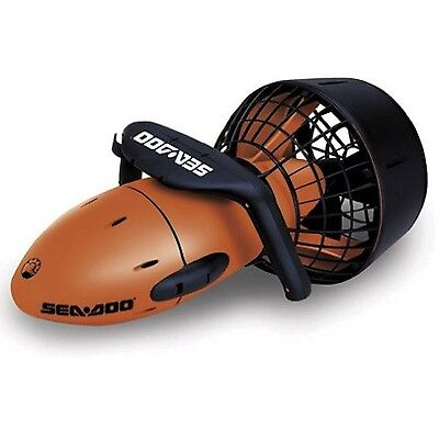 Sea Doo Pro Sea Scooter - 1 hr run time, operates up to 65ft depth